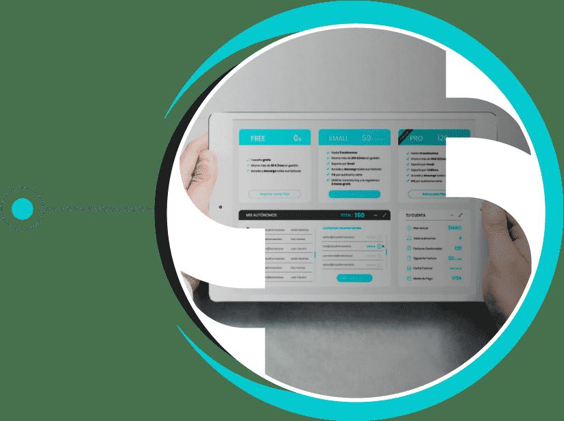 digitaliza las facturas | app para autónomos